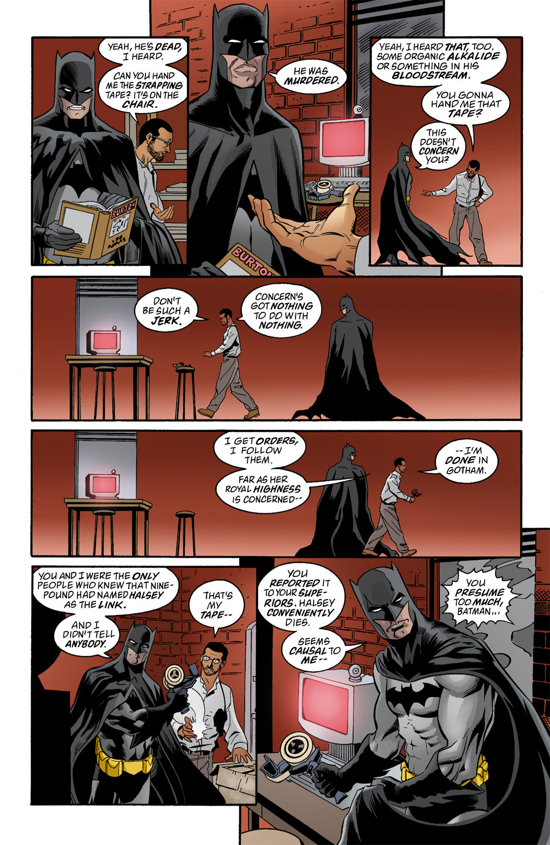 Detective Comics (1937) 771 Page 7