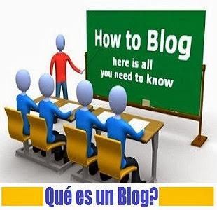 Qué es un Blog, Weblog o Bitácora