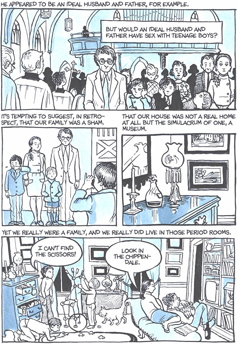 Read Fun Home: A Family Tragicomic - Chapter 1, Page 16