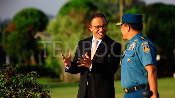 Politikus Demokrat Puji Anies Baswedan: Gubernur Rasa Presiden