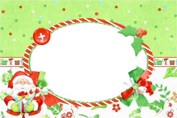 Más De 200 Plantillas Con Invitaciones De Navidad