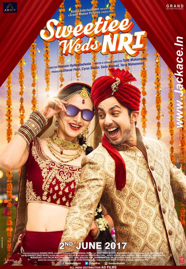Sweetiee Weds Nri (2017) Full Hindi Movie Download In 300MB