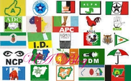 Names of National Chairmen And Secretaries of All Registered Political Parties In Nigeria