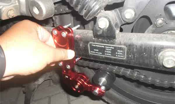 Rantai Motor Bunyi Berisik Sebab dan Penyelesaiannya