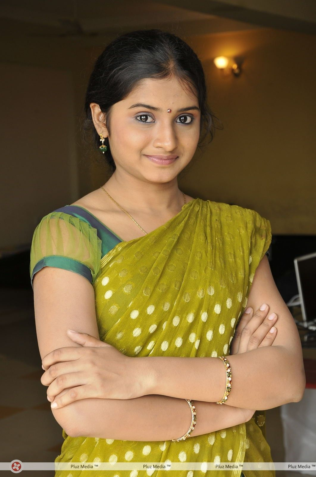 My Country Actress Cinemaki Veladam Randi Movie Stills-8596