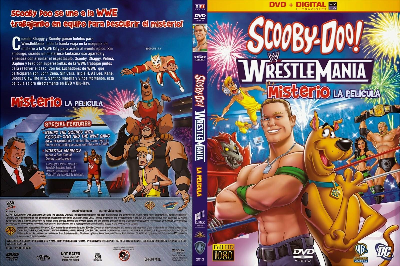 Scooby Doo e o Mistério de Wrestlemania
