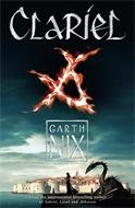 Clariel by Garth Nix book cover