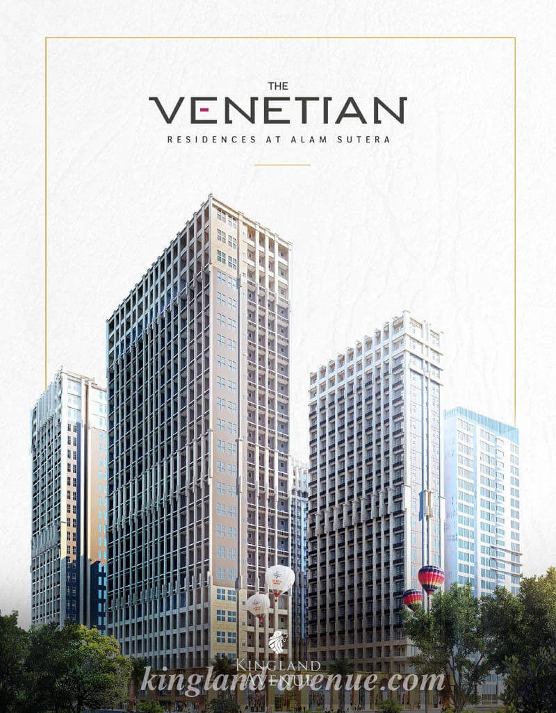 The Venetian Residences @ Alam Sutera
