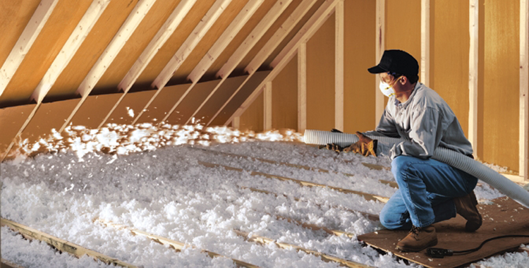 Attic Insulation And Air Sealing Abs Insulating