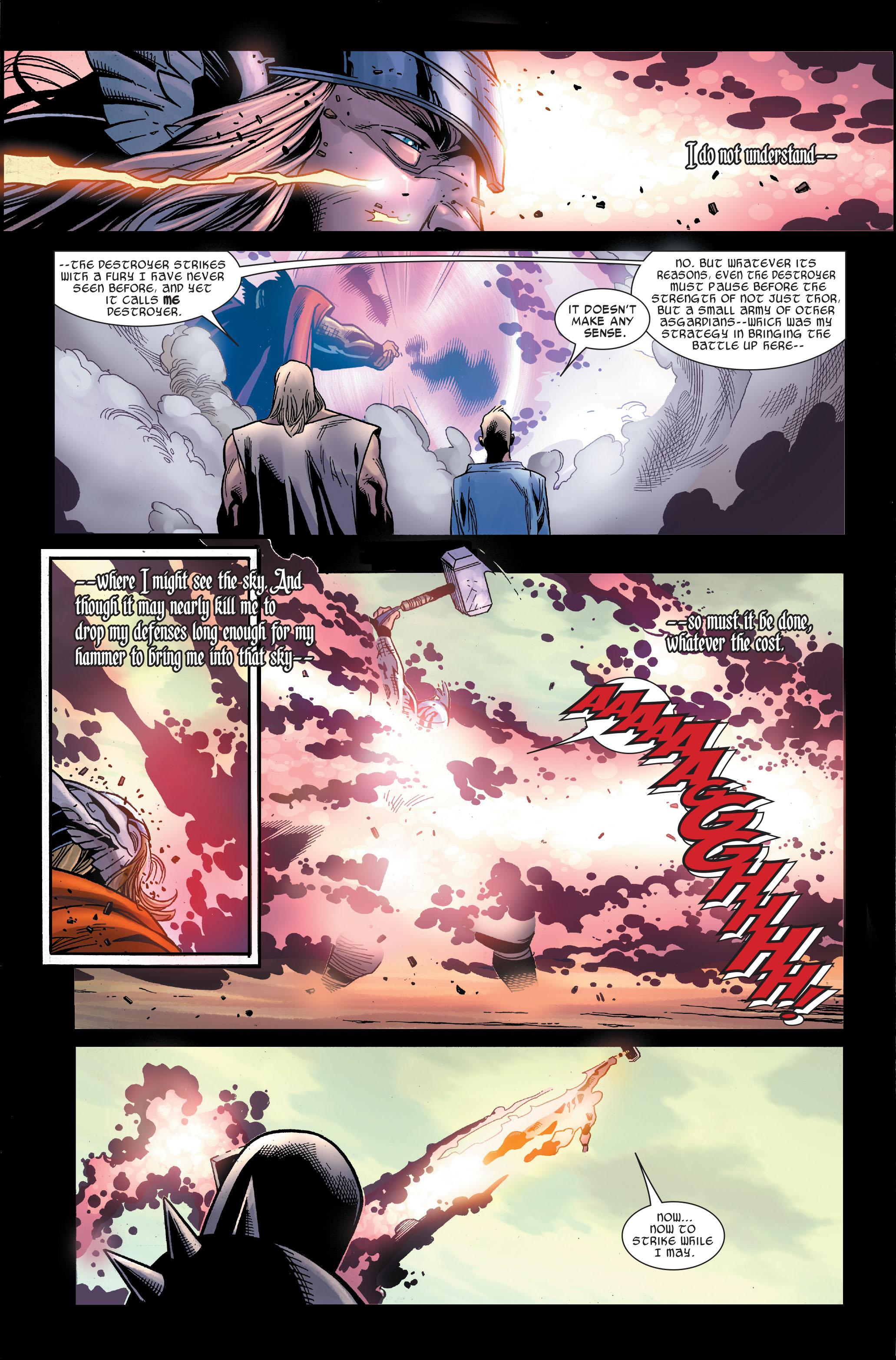 Thor (2007) Issue #5 #5 - English 17