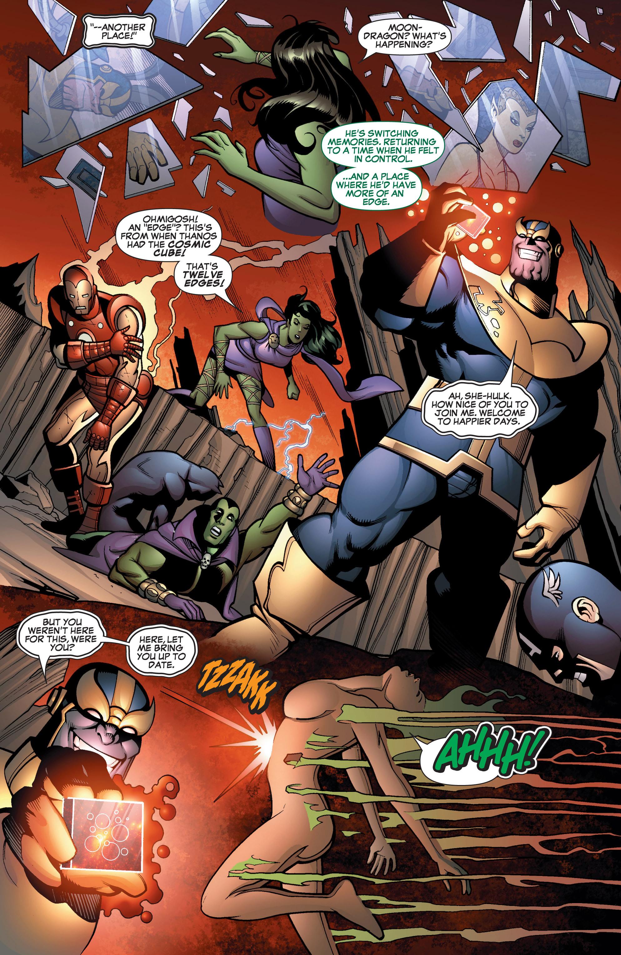 Read online She-Hulk (2005) comic -  Issue #13 - 6