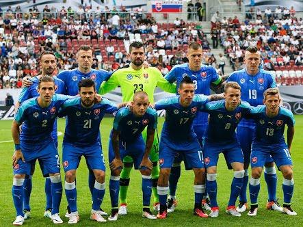 Guia da Euro 2016: Eslováquia