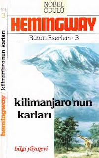 Ernest Hemingway - Kilimanjaro'nun Karları