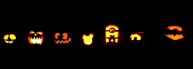 halloween pumpkins clothes and stuff neblogger