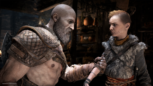الكشف رسميا عن موعد إنطلاق التحميل المسبق للعبة God of War على متجر بلايستيشن ستور !