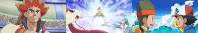 Pokemon Capitulo 45 Temporada 15 Adios Copa Junior, Hola Aventura