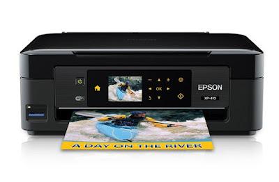 Epson XP-410 Driver Download and Setup