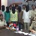 पेट्रोल पम्प लूटकांड में शामिल छह अभियुक्त को पुलिस ने किया गिरफ्तार