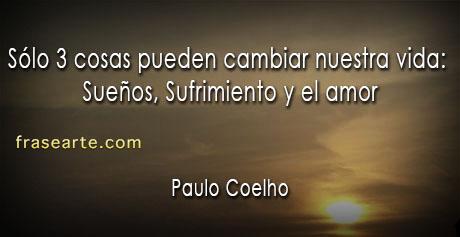 cambiar nuestra vida - Paulo Coelho