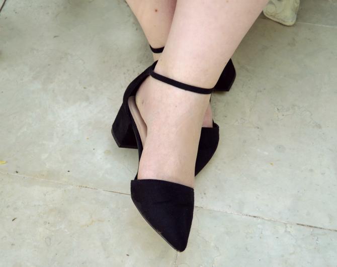 dettaglio scarpe new look inspire