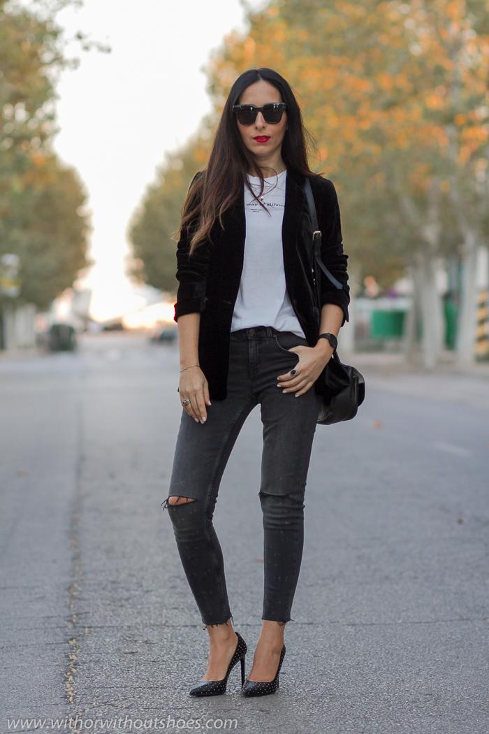 Blogger de moda belleza con ideas para comprar en el black friday