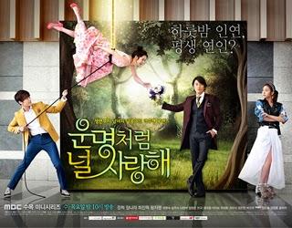 KOREA DRAMA Fated To Love You