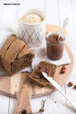 Healthy Nutella Recipe / Gesunde Schokocreme Rezept