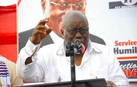 I'll Relocate GNPC Head Office To Takoradi – Nana Addo