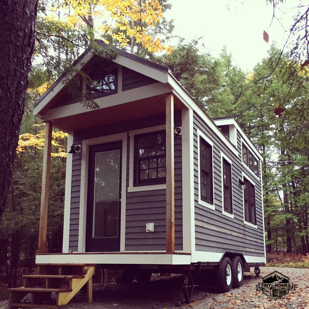 Tiny house town tiny homes of maine home for Questions for home builders