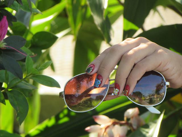 Óculos de sol - Vamos Papear?