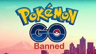 Curang Bermain Pokemon Go Akan di Banned Selamanya