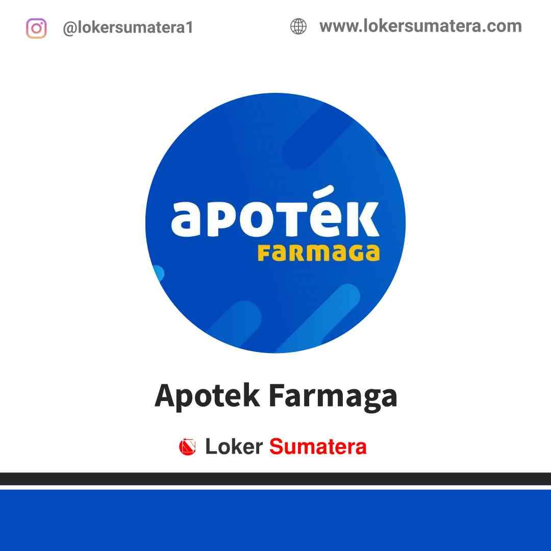 Lowongan Kerja Pekanbaru, Apotek Farmaga Agustus 2021
