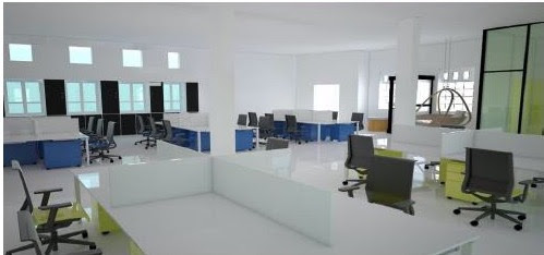 office workspaces. Office Workspaces A