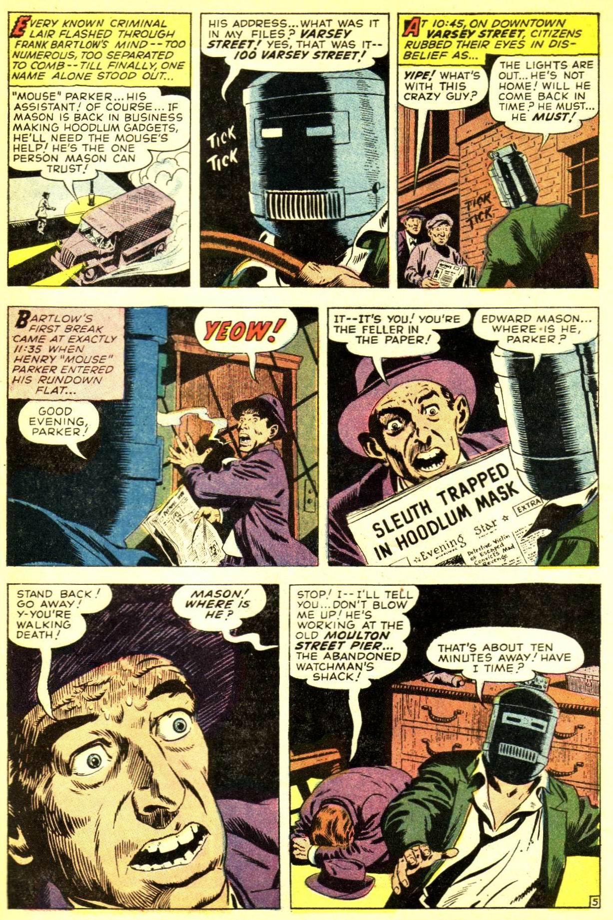 Detective Comics (1937) 405 Page 30