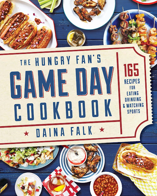 gameday recipes cookbook