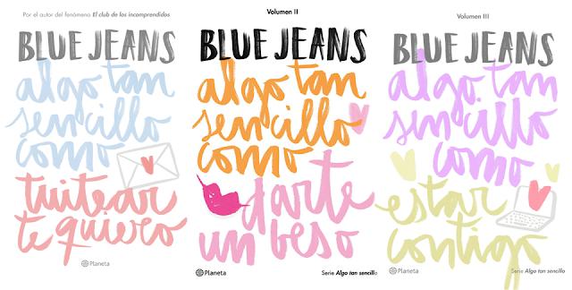 Algo tan sencillo como darte un beso - Blue Jeans