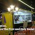Merasakan Restoran Outdoor Citarasa Indoor di Kedai Maniac Galaxy