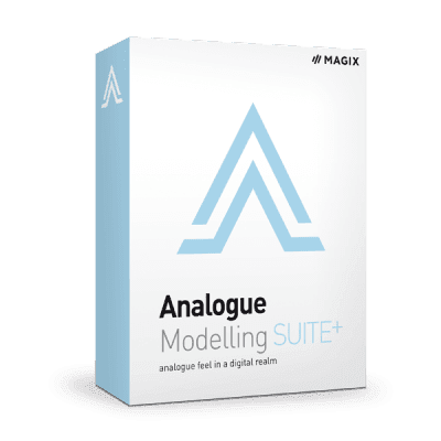 MAGIX - Analogue Modelling Suite Plus v2.6.0 Full version