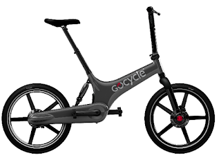Stolen Bicycle - Gocycle G2