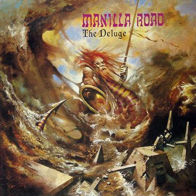 """Ο δίσκος των Manilla Road """"The Deluge"""""""