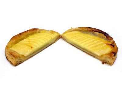 フィユテ・オ・ポンム(Feuilleté aux pommes)   PAUL(ポール)