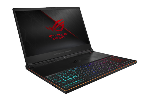 Asus ROG Zephyrus S (GX531GS) is the world's slimmest gaming laptop