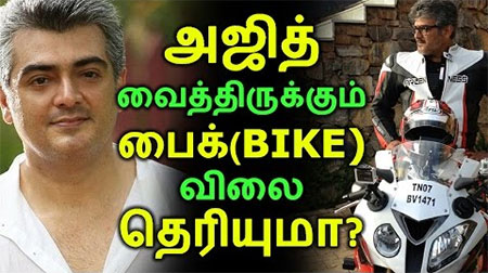 Thala Ajith Kumar – Superbikes
