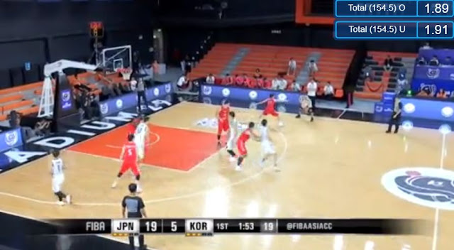 Live Streaming List: Alvark Tokyo (Japan) vs SK Knights (Korea) 2018 FIBA Asia Champions Cup