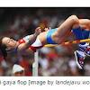 Cara Melakukan Lompat Tinggi Gaya Flop
