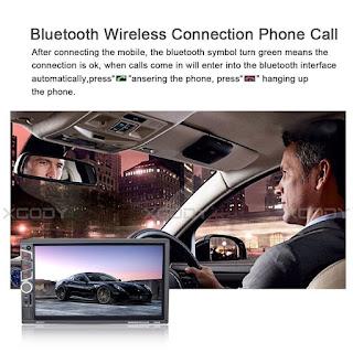 ingrosso autoradio bluetooth stereo auto mp5 7023um
