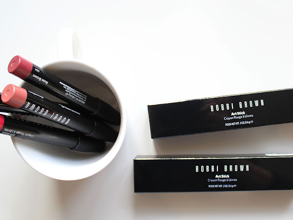 Bobbi Brown Art Stick Review & Swatches