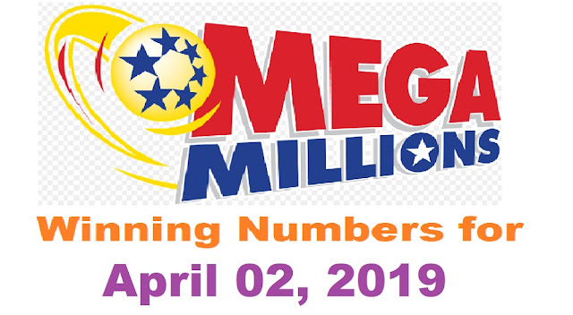 Mega Millions Winning Numbers for Tuesday, 02 April 2019