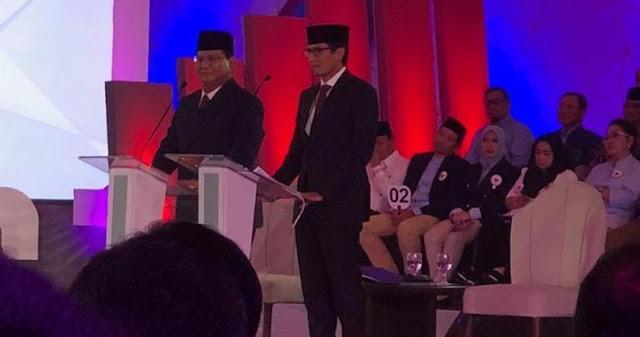 Visi Prabowo: Indonesia Menang, Lembaga Bersih Tak Tergoda Koruptor