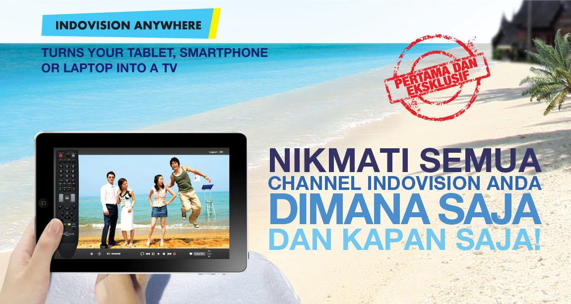 Paket TV Kabel MNC Vision Pringsewu